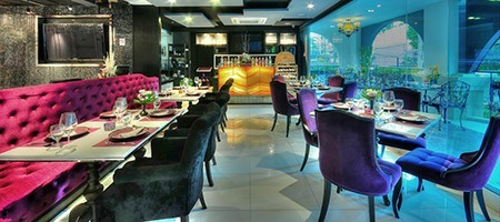 Cielo Restaurants in Skyy Hotel