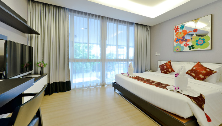 Skyy Royal Suite - Skyy Executive Residence - Bangkok Hotel