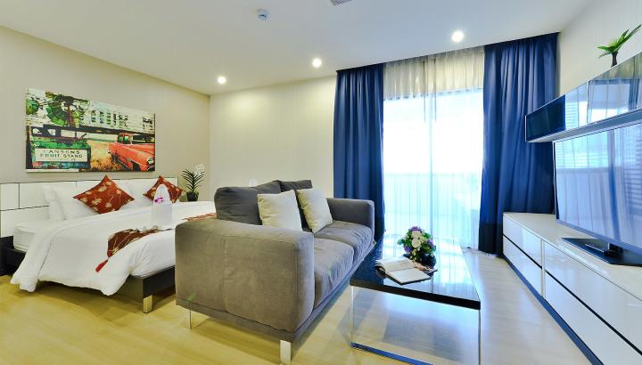 Platinum Suite - Skyy Executive Residence - Bangkok Hotel