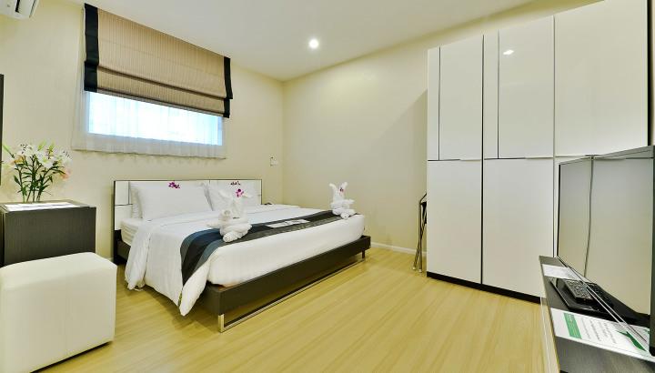 Premier Suite - Skyy Executive Residence - Bangkok Hotel